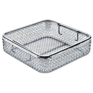 Mesh & Stainless Trays